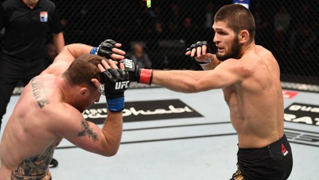 """""""30 жеңісіне жетеді"""". UFC басшысы Хабибтің оралатынын мәлімдеді"""