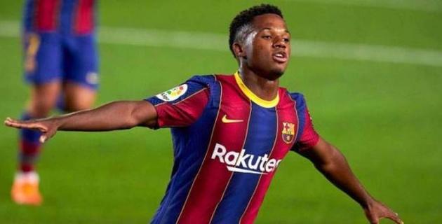 """""""Барселонаның"""" 18 жастағы шабуылшысы ауыр жарақат алып қалды"""