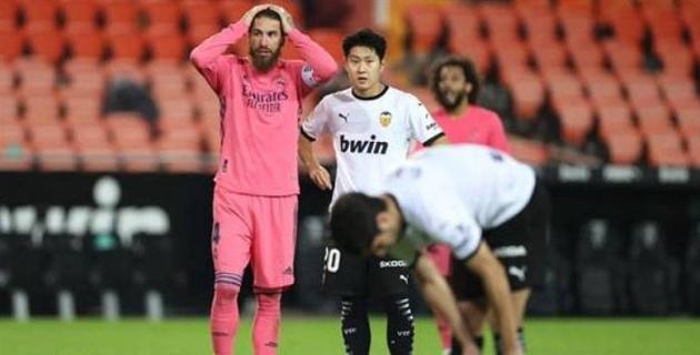 """""""Реал"""" төрт гол өткізіп Ла Лигада екінші рет ұтылып отыр"""