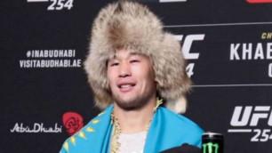 Рахмоновты өзбек деп көрсеткен UFC сайты қателіктерін түзеді