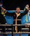 Екінші жекпе-жегінде-ақ WBC титулын жеңіп алған қазақ боксшы мәлімдеме жасады