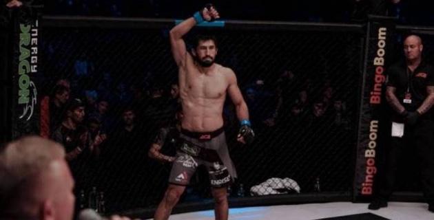 Арман Оспановтың UFC ұйымымен неге келісімшарт жасамай жатқаны белгілі болды