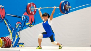 Чиншанло ауыр атлетикадан Қазақстан чемпионы атанды