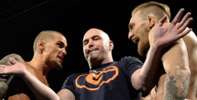 Макгрегор мен Порье UFC-ден тыс жұдырықтаспақ болған
