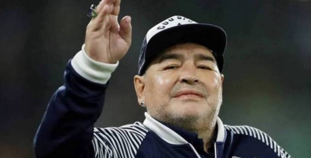 Диего Марадона 60 жасында өмірден озды