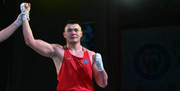 Қазақстан құрамасы капитаны кәсіпқойдағы екінші жекпе-жегінде украиналық боксшымен жұдырықтасады