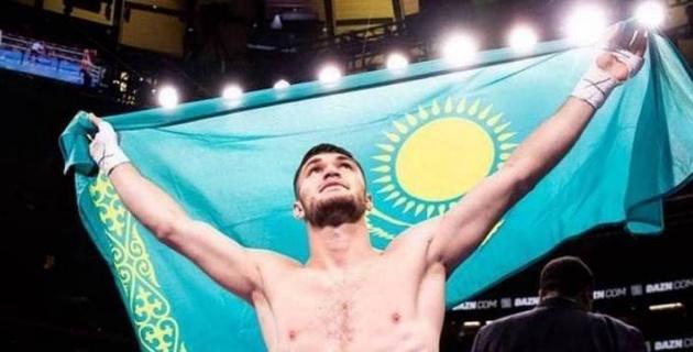 Головкиннің андеркартында шығатын Али Ахмедов әлем чемпионы атағына таласатын болды