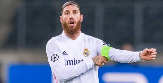 """Серхио Рамос """"Реал Мадрид"""" тарихындағы ерекше рекорд иесі атанды"""