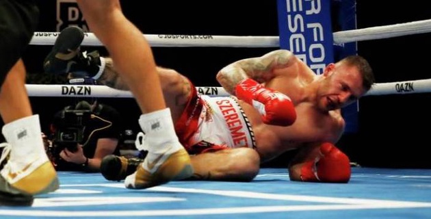 Головкиннен төрт нокдаунмен жеңілген Шереметаны белгісіз уақытқа бокстан шеттеді
