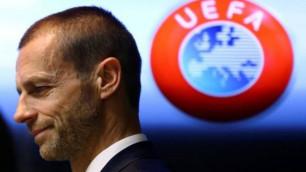 УЕФА Қазақстан футбол федерациясына миллион еуро төлейді