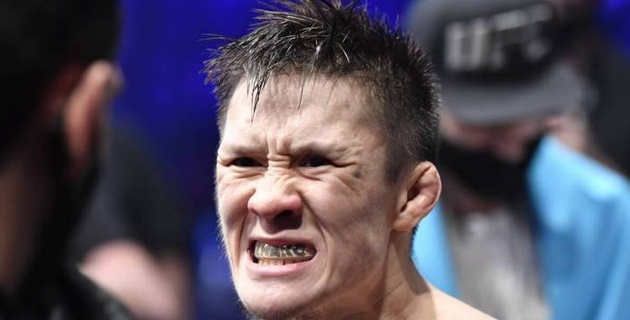 """""""Ел туын биік көтере алмадым..."""". Жалғас Жұмағұлов UFC-дегі жеңілісіне қатысты алғаш рет пікір білдірді"""