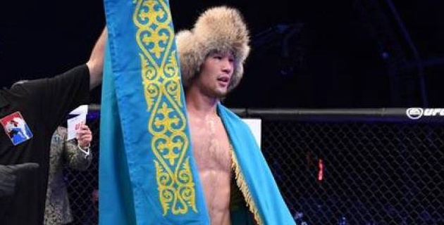 """""""Хабиб Нурмагомедовке ғана есе жіберіп тұр"""". Қазақ спортшы UFC-дің ең қауіпті файтері болатыны айтылды"""