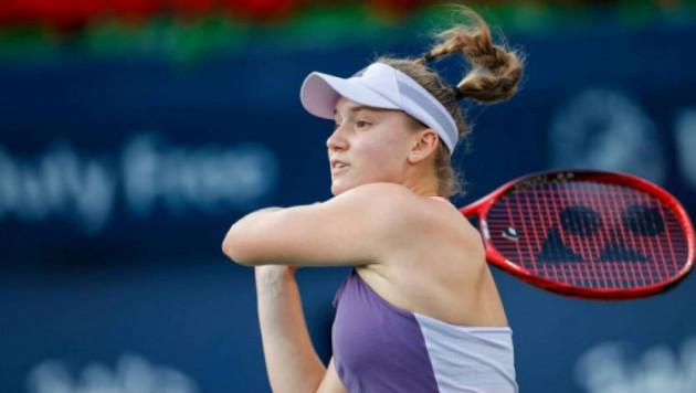 Елена Рыбакина Australian Open турнирінің бірінші айналымында ресейлік қарсыласын жеңді