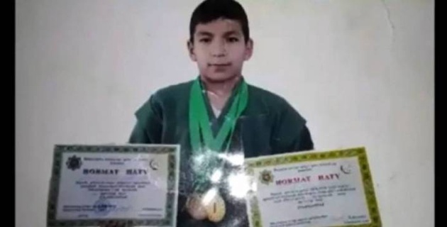 Түркіменстанда 14 жастағы спортшыны қарсыласынан жеңілмегені үшін сабап тастады