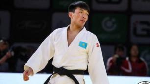 Ғұсман Қырғызбаев Израильде Grand Slam турнирінің қола жүлдегері атанды