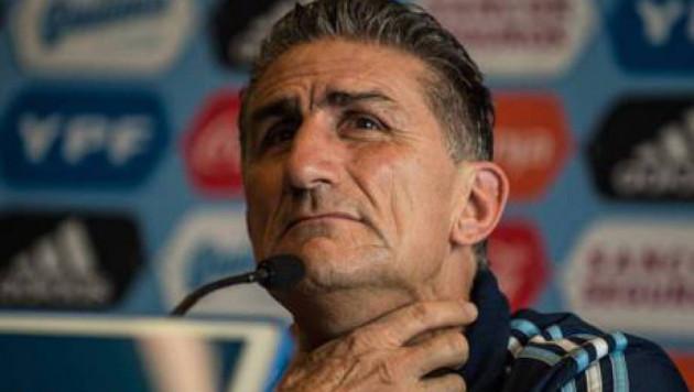 Аргентина құрамасының бас бапкері қызметінен кетті