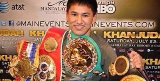 Жанқош Тұраров WBA рейтингіндегі орнын жақсартып алды