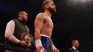 Сондерс Головкиннің орнына грузиялық боксшымен жұдырықтасуы мүмкін