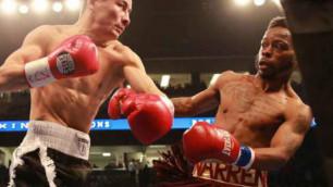 Жақияновқа енді шамасы жететін боксшылармен жұдырықтасу керек - америкалық тілші