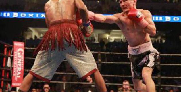 Жақиянов Кличко - Джошуа бокс кешінде шаршы алаңға шығуы мүмкін