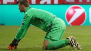 Мануэль Нойер Чемпиондар лигасының ширек финалында аяғын сындырып алды