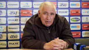 """Соңына дейін ойнауды, """"Астана"""" командасынан үйрену керек - Ваит Талгаев"""