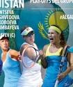 Қазақстандық теннисші қыздар Канададан ұтылды