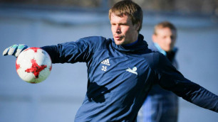 """Мокин """"Астана"""" клубының үздік ойыншыларының қатарына қосылды"""