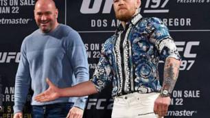 UFC президенті: Мейвезер - МакГрегор жекпе-жегі өтетін болды