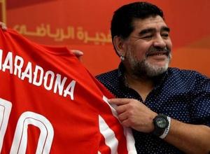 Маған қазақстандық клубтардан да ұсыныс түсті - Диего Марадона