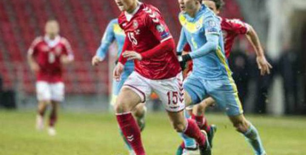 Дания құрамасы Алматыға келмес бұрын әлем чемпиондарымен кездеседі