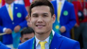 Данияр Елеусінов кәсіпқой боксқа ауыспайтын болды