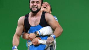 Рио Олимпиадасының чемпионы Нижат Рахимовтың қайырымды ісі