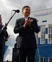Головкин өз атындағы спорт кешенінің ашылу салтанатына қатысты
