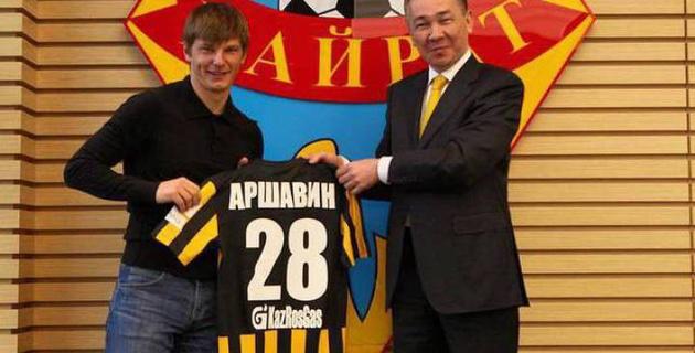 Аршавин 2018 жылғы әлем чемпионатында Ресей құрамасына шақырту алуы мүмкін