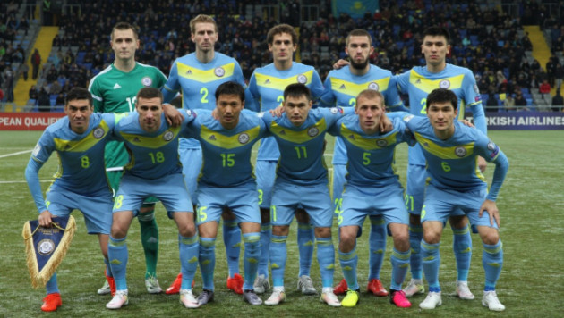 УЕФА Ұлттар лигасы - Қазақстан құрамасы әлсіздер қатарында