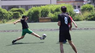 EML құрамасы журналистер арасында өткен Алматы чемпионатының күміс жүлдегері атанды
