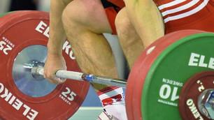 Әлем чемпионатына екі ауыр атлетіміз қатысады