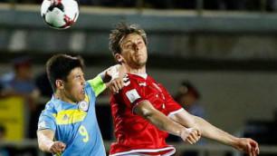 УЕФА Бауыржан Исламханға үш ойынға қатысуға тыйым салды