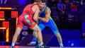 Қазақстандық палуан Париждегі әлем чемпионатында күміс медаль жеңіп алды
