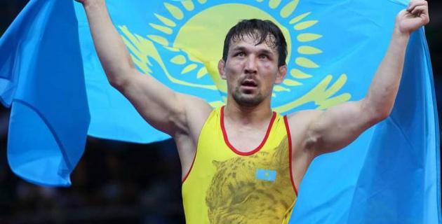 Ақжүрек Таңатаров әлем чемпионатының қола жүлдесін ұтты