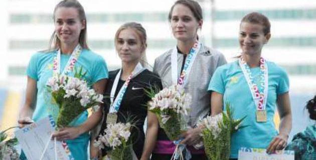 Эстафетадан Қазақстан әйелдер құрамасы Универсиаданың алтын медалінен айырылды
