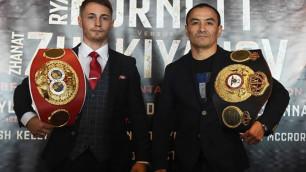 Жақиянов - Барнет бокс кешінде жұдырықтасатын тағы үш боксшының есімі белгілі болды