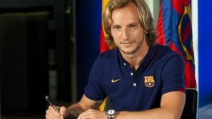 """Ракитич: """"Барселонаға"""" ең бастысы команда болып қалу"""