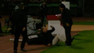 Швейцариялық футбол клубының президенті журналисті соққыға жықты