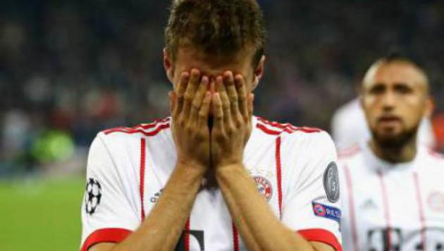 """""""Бавария"""" 2001 жылдан бері Чемпиондар лигасының топтық кезеңінде бірінші рет ойсырай жеңілді"""
