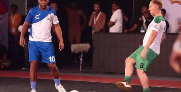 Роналдиньо футзалдан Бразилия құрамасы сапында өнер көрсетуі мүмкін