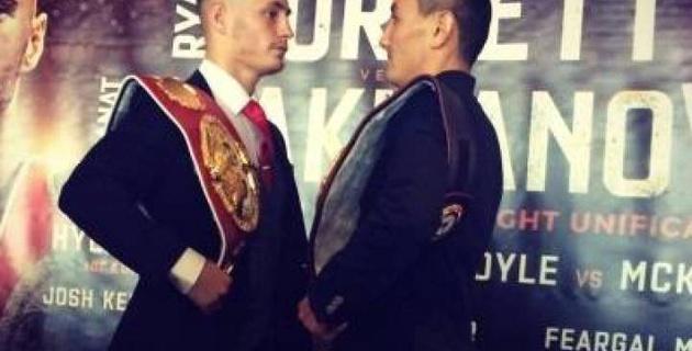 Жақиянов пен Барнетт кездесуін Қазақстанда тікелей эфирде көрсетеді