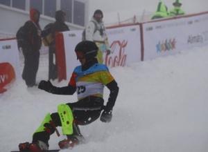 Украиналық сноубордшы Универсиада-2017 жаттығуында ауыр жарақат алды