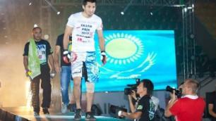 Арман Оспанов АСВ 77 турнирінде сынға түседі